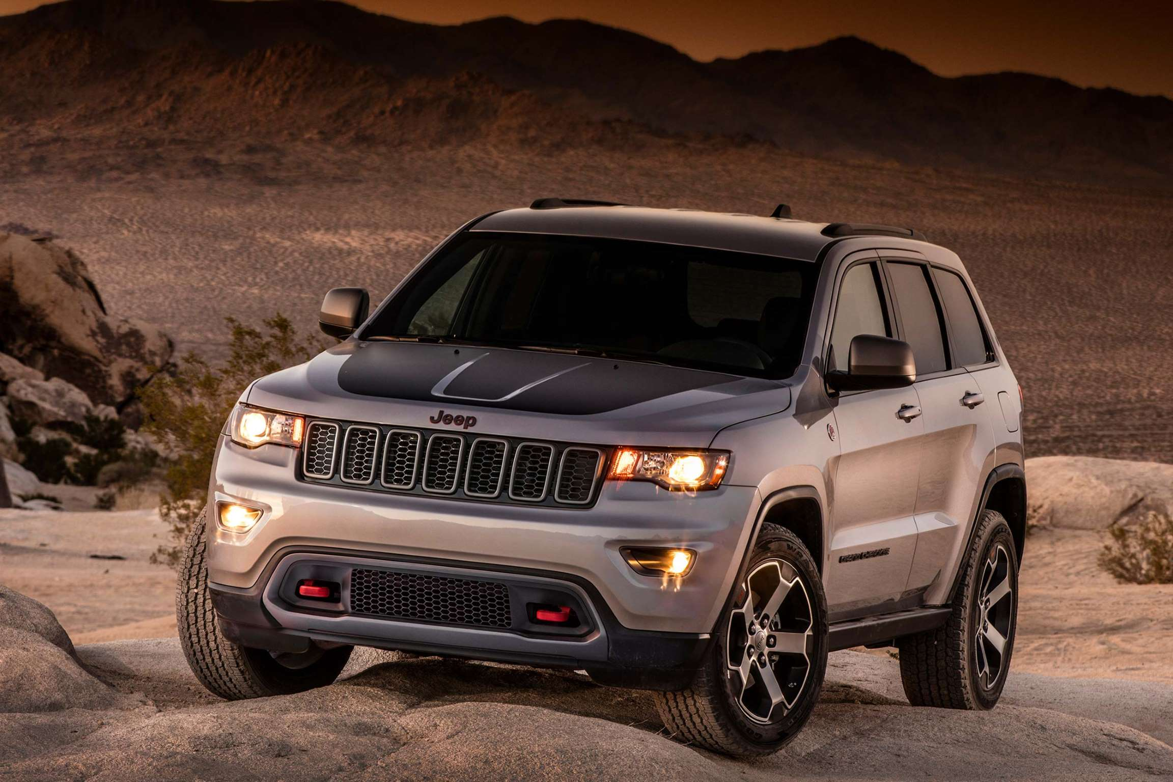 2019 Jeep Grand Cherokee Limited X | Presidential Auto ...
