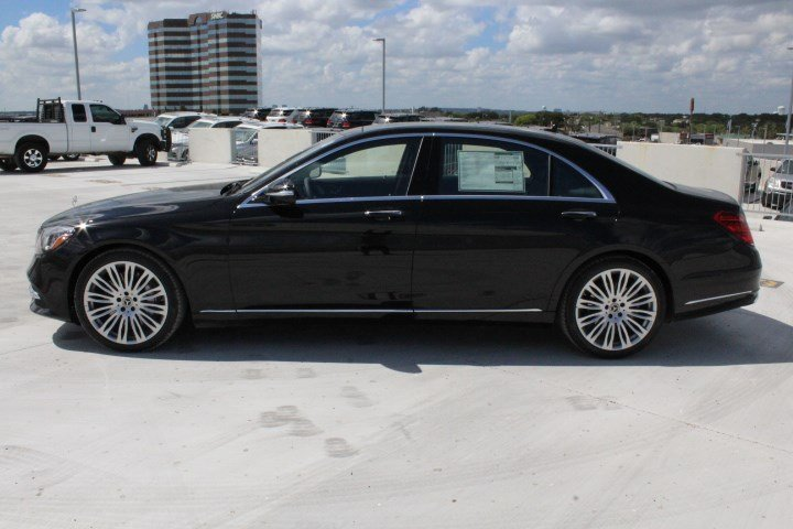 2019 Mercedes Benz S450 4Matic | Presidential Auto Leasing ...