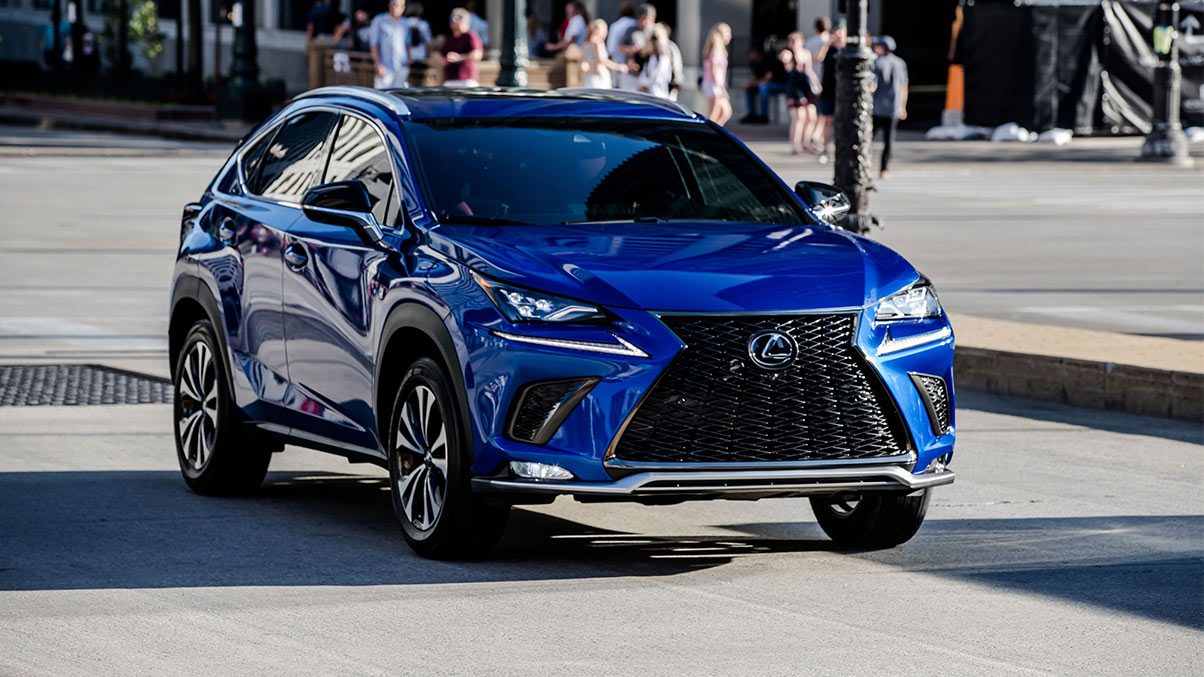 Auto Credit Sales >> 2019 Lexus NX300 F Sport | Presidential Auto Leasing & Sales