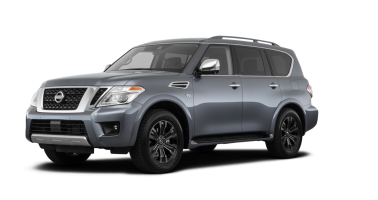2019 Nissan Armada Presidential Auto Leasing Sales