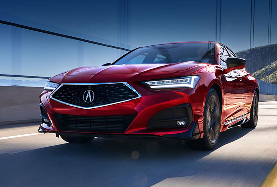 Acura Lease Deals Presidential Auto Leasing
